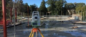 Construction surveying
